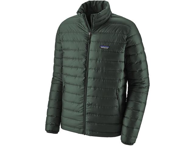 Patagonia Daunen Sweater Herren carbon